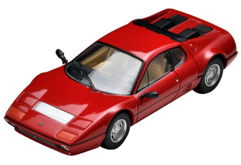 1/64 Tomica Limited Vintage NEO Ferrari 512BBi (Red)