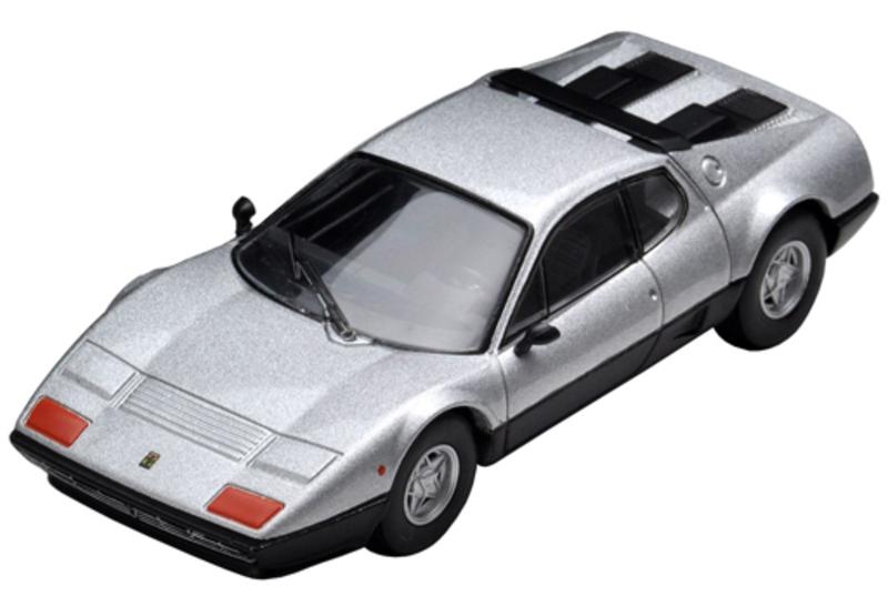 1/64 Tomica Limited Vintage NEO Ferrari BB512 (Silver)