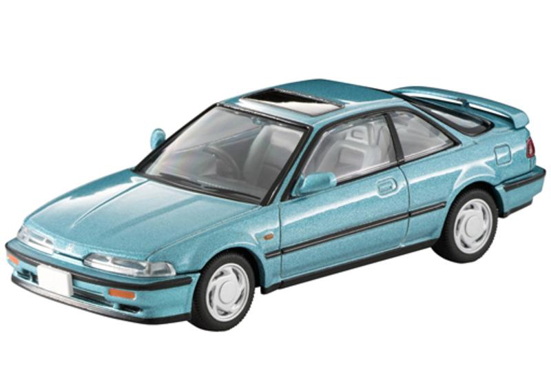 1/64 Tomica Limited Vintage NEO LV-N193b Honda Integra XSi (Light Blue)