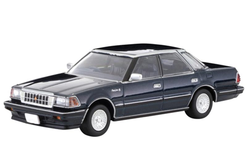 1/64 Tomica Limited Vintage NEO LV-N199b Toyota Crown 3.0 Royal Saloon G (Navy)