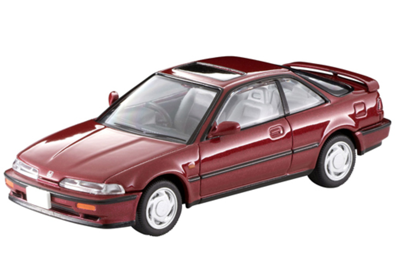 1/64 Tomica Limited Vintage NEO LV-N193a Honda Integra XSi (Red)