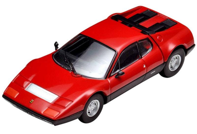 1/64 Tomica Limited Vintage NEO Ferrari 365 GT4 BB (Red/Black)