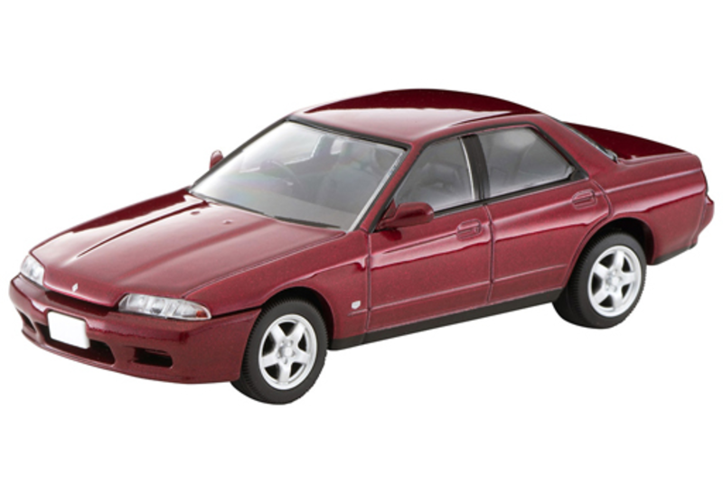 1/64 Tomica Limited Vintage NEO LV-N196a Nissan Skyline GTS-t TypeM (Red)