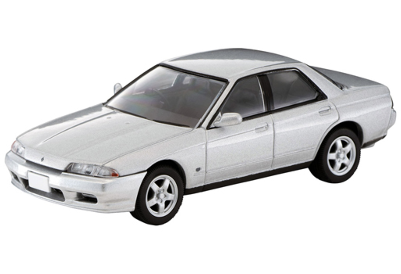 1/64 Tomica Limited Vintage NEO The Age of Japanese Car 15 Skyline GTS-t TypeM (Silver)
