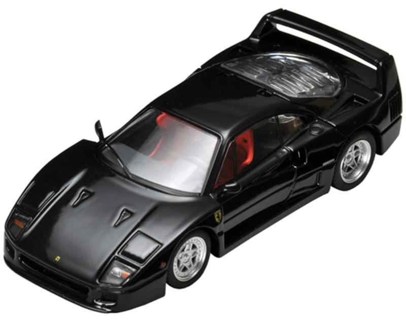 1/64 Tomica Limited Vintage NEO Ferrari F40 (Black)