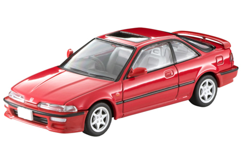 1/64 Tomica Limited Vintage NEO LV-N197a Honda Integra 3-door Coupe XSi (Red)