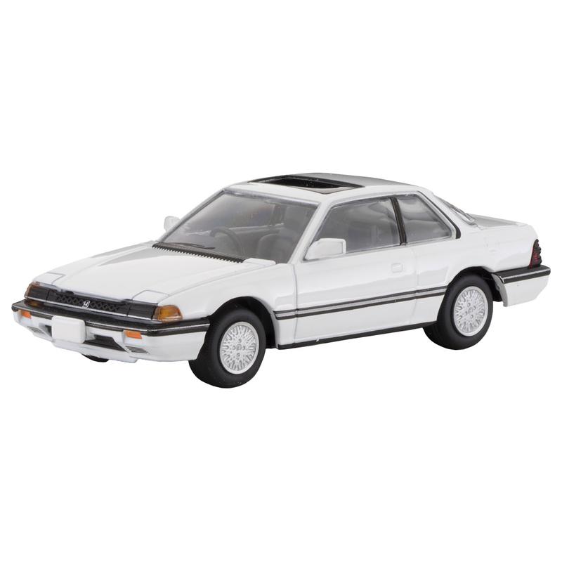 1/64 Tomica Limited Vintage Neo LV-N145e Prelude XX White Luxury (White)