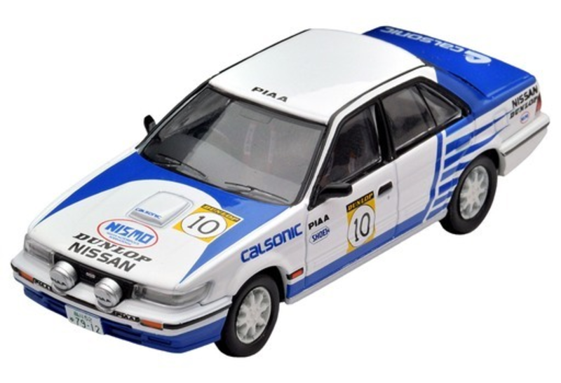1/64 Tomica Limited Vintage Neo TLV-N185d Bluebird SSS-R Calsonic #10