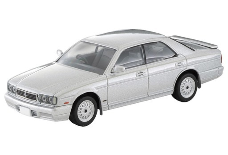 1/64 Tomica Limited Vintage Neo LV-N202a Cedric Gran Turismo Ultima Type X (Silver)