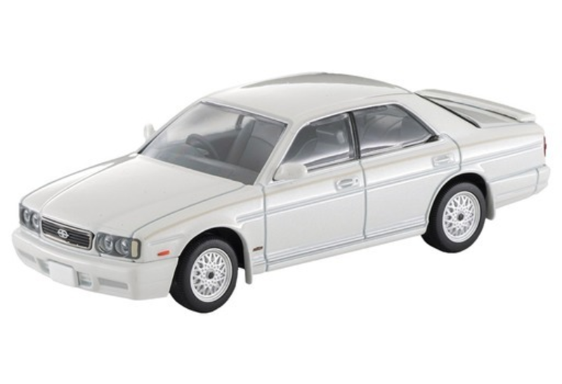 1/64 Tomica Limited Vintage Neo LV-N203a Gloria Gran Turismo Ultima Type X (White)
