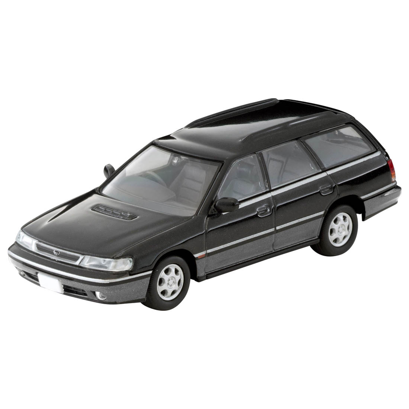 1/64 Tomica Limited Vintage NEO LV-N201b Legacy Touring Wagon (Black/Gray)