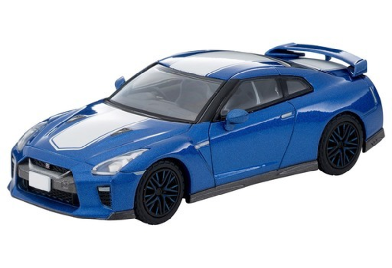 1/64 Tomica Limited Vintage NEO LV-N200a Nissan GT-R 50th ANNIVERSARY (Blue)