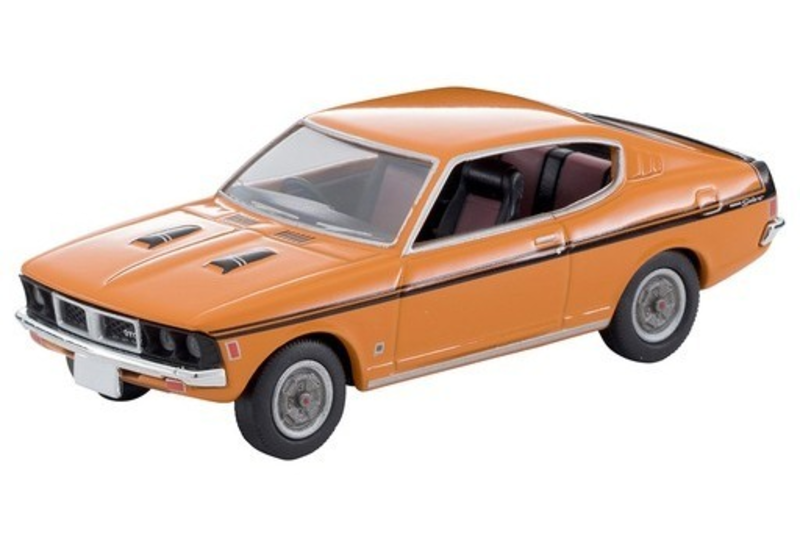 1/64 Tomica Limited Vintage NEO LV-N204a COLT Galant GTO MR (Orange)