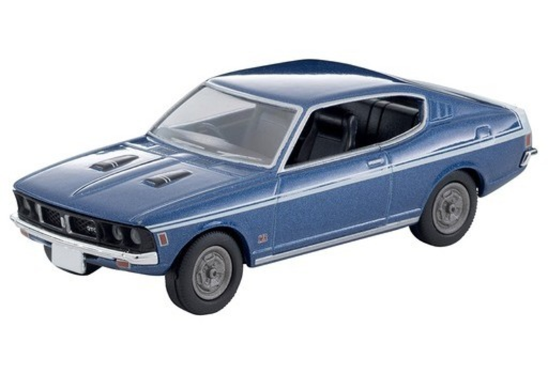 1/64 Tomica Limited Vintage NEO LV-N204b Galant GTO MR (Blue)