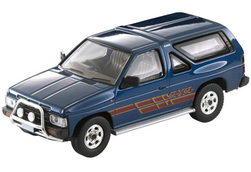 1/64 Tomica Limited Vintage NEO LV-N63c Nissan Terrano R3M (Navy)