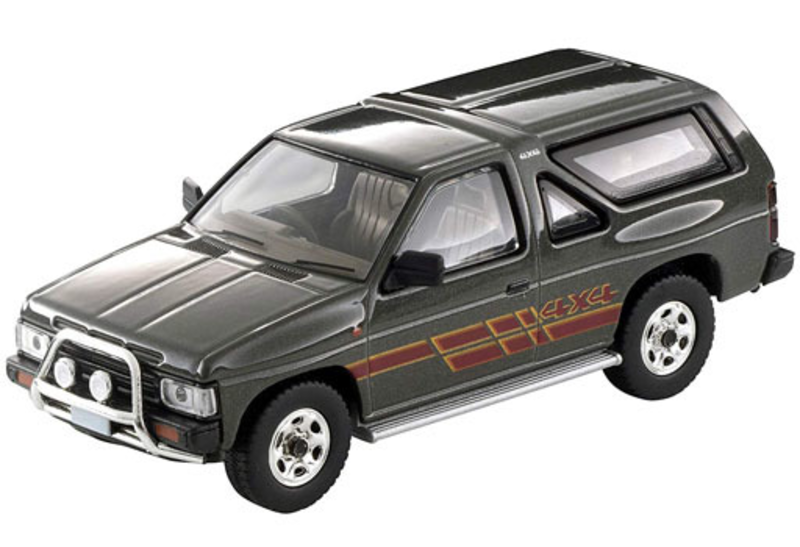 1/64 Tomica Limited Vintage NEO LV-N63d Nissan Terrano R3M (Gray)