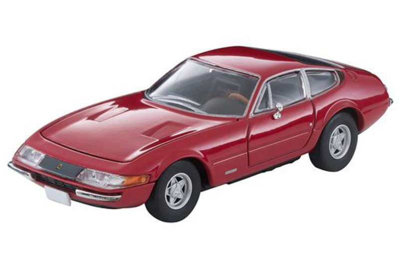 1/64 Tomica Limited Vintage NEO Ferrari 365 GTB4 (Red)