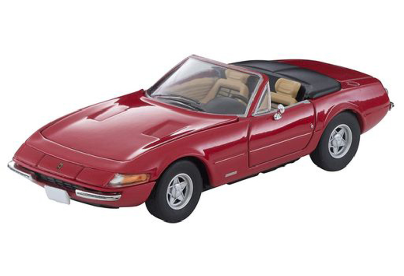 1/64 Tomica Limited Vintage NEO Ferrari 365 GTS4 (Red)