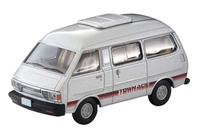 1/64 Tomica Limited Vintage NEO LV-N104c Town Ace Wagon Grand Extra (Silver)