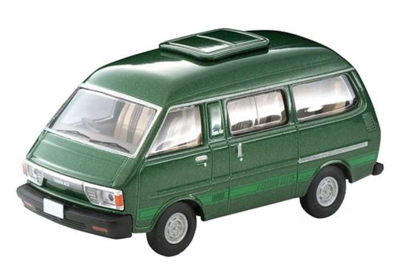 1/64 Tomica Limited Vintage NEO LV-N104d Town Ace Wagon Super Extra (Green)