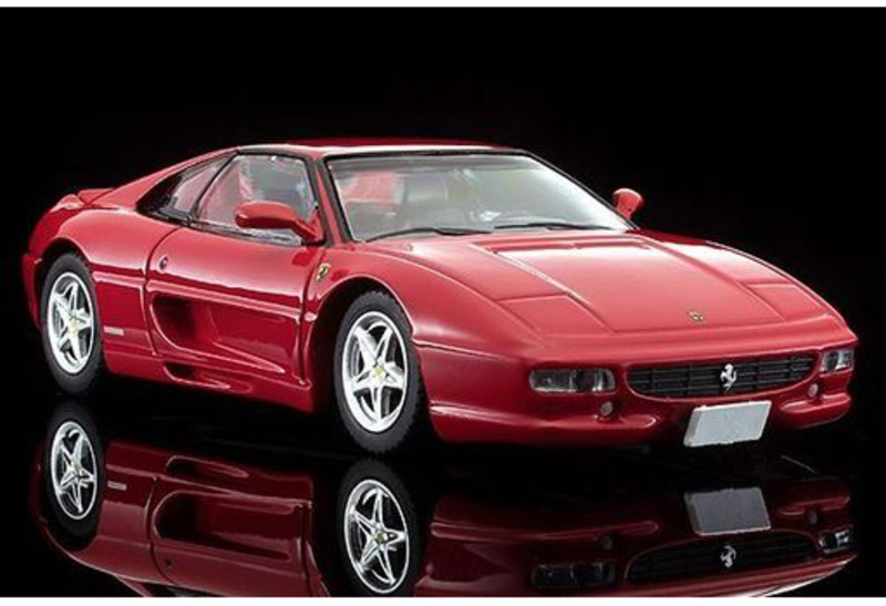 1/64 1/64 Tomica Limited Vintage NEO Ferrari F355 Berlinetta (Red)