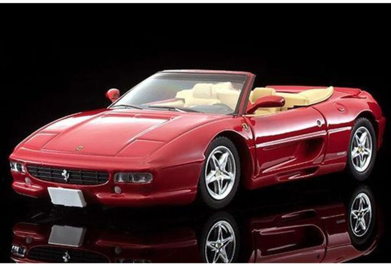 1/64 1/64 Tomica Limited Vintage NEO Ferrari F355 Spider (Red)