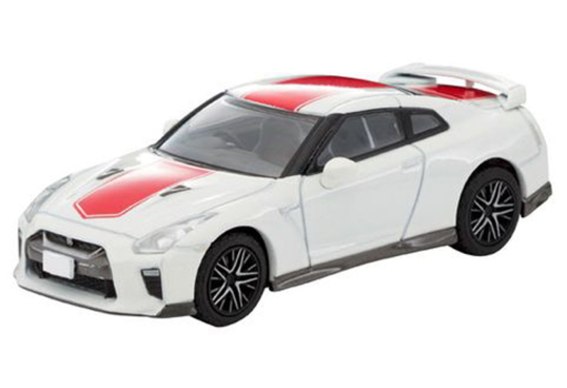 1/64 Tomica Limited Vintage NEO LV-N200c NISSAN GT-R 50th ANNIVERSARY (White)