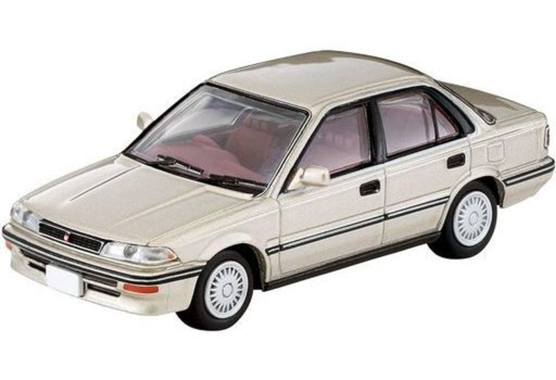 1/64 Tomica Limited Vintage NEO LV-N08c Toyota Corolla 1500SE Limited (Beige)