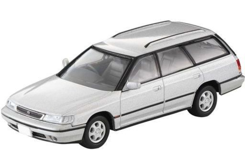 1/64 Tomica Limited Vintage NEO LV-N220b Subaru Legacy Touring Wagon VZ type R (Silver)