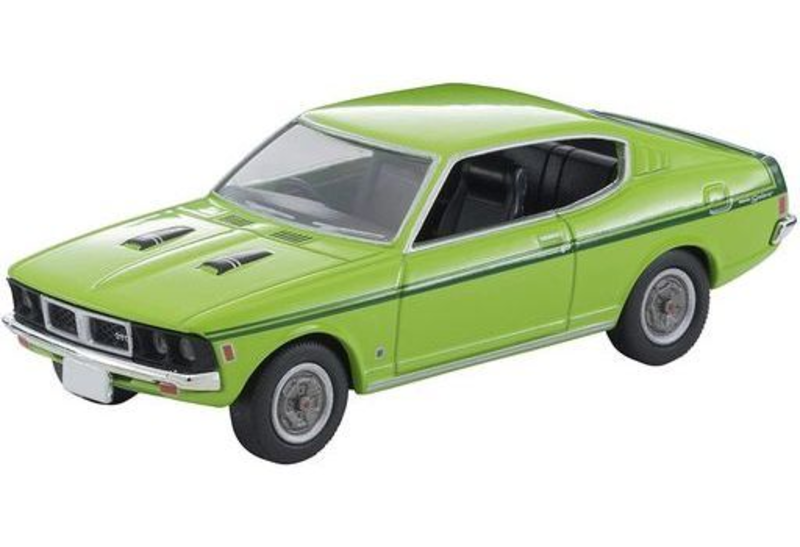 1/64 Tomica Limited Vintage NEO LV-N204d Colt Galant GTO MR (Yellowish Green)