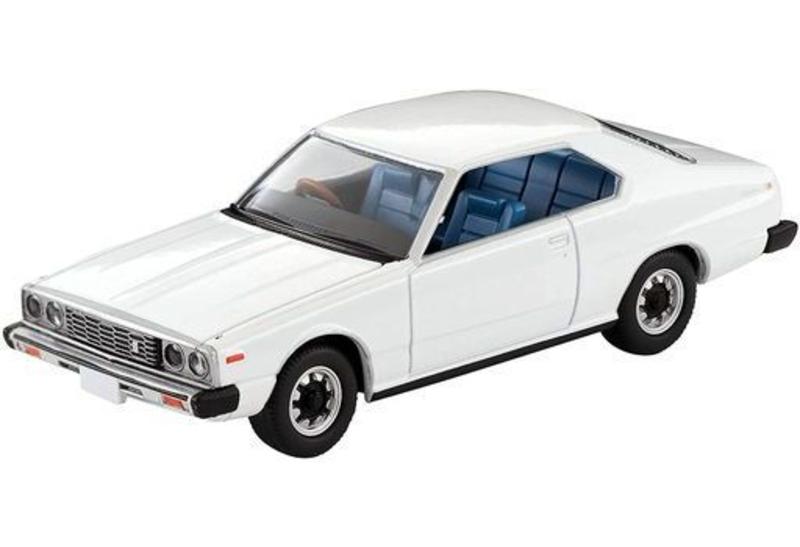 1/64 Tomica Limited Vintage NEO LV-N222b Nissan Skyline GT-EX (White)