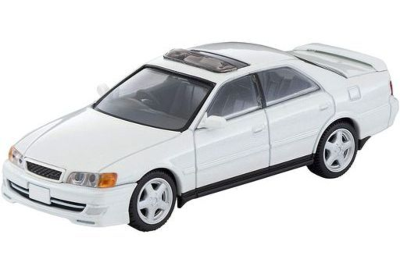 1/64 Tomica Limited Vintage NEO LV-N224a Toyota Chaser Tourer V (White)