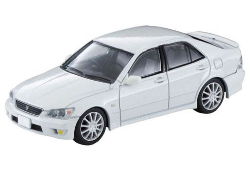 1/64 Tomica Limited Vintage NEO LV-N227a Toyota Altezza RS200 (White)