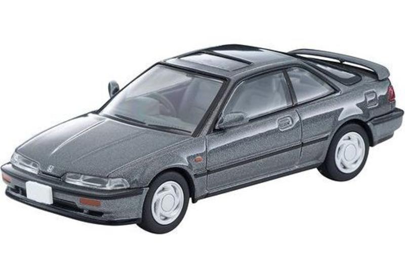 1/64 Tomica Limited Vintage NEO LV-N193d Honda Integra XSi 89 Model (Gray Metallic)