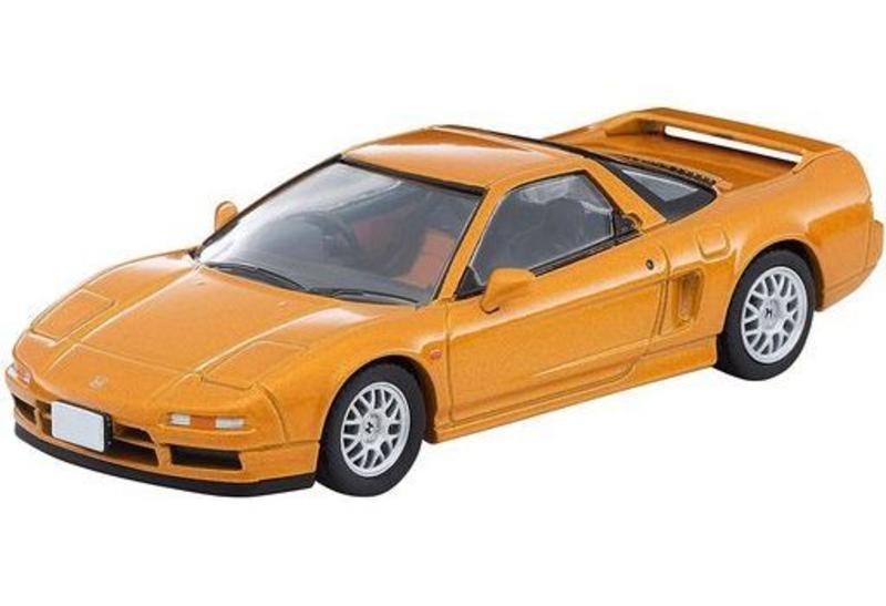 1/64 Tomica Limited Vintage NEO LV-N228a Honda NSX TypeS-Zero (Orange)