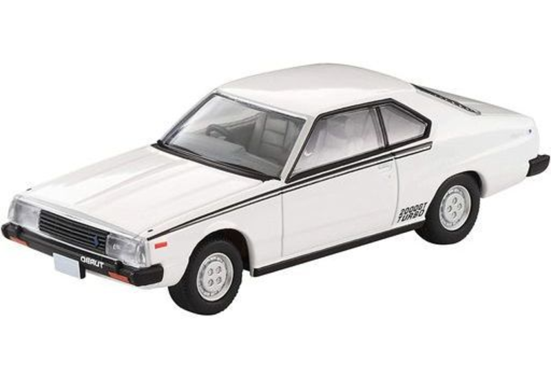 1/64 Tomica Limited Vintage NEO LV-N230a Nissan Skyline Turbo GT-E Thoroughbred (White)
