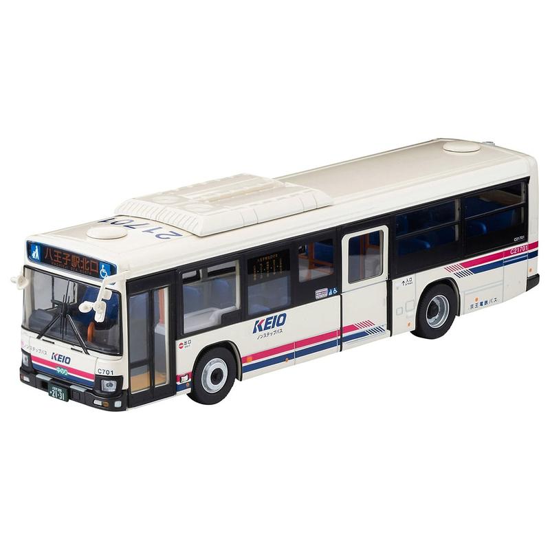 1/64 Tomica Limited Vintage NEO LV-N155c Hino Blue Ribbon Keiou Dentetsu Bus