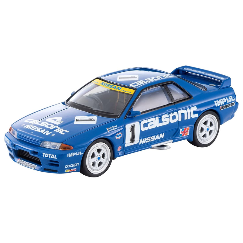 1/64 Tomica Limited Vintage NEO LV-N234a Calsonic Skyline GT-R '91 Model