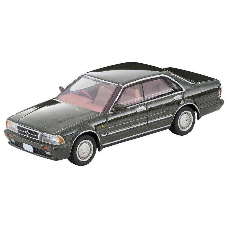 1/64 Tomica Limited Vintage NEO LV-N233a Nissan Gloria Gran Turismo Super SV (Green)