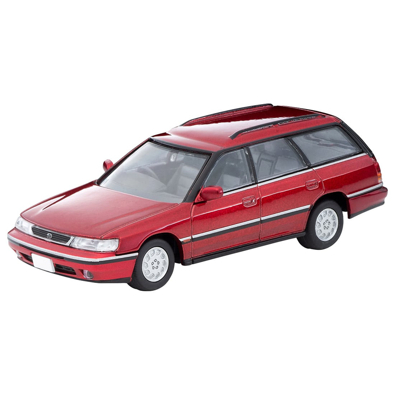 1/64 Tomica Limited Vintage NEO LV-N231a Subaru Legacy Touring Wagon Bryton 220 (Red)