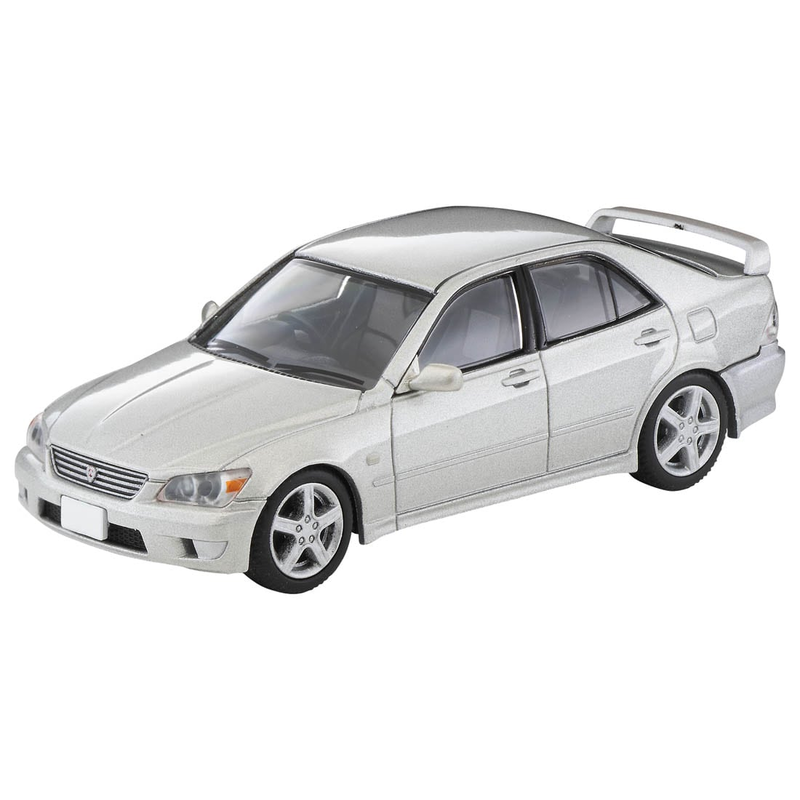 1/64 Tomica Limited Vintage NEO LV-N232a Toyota Altezza RS200 Z Edition (Silver)
