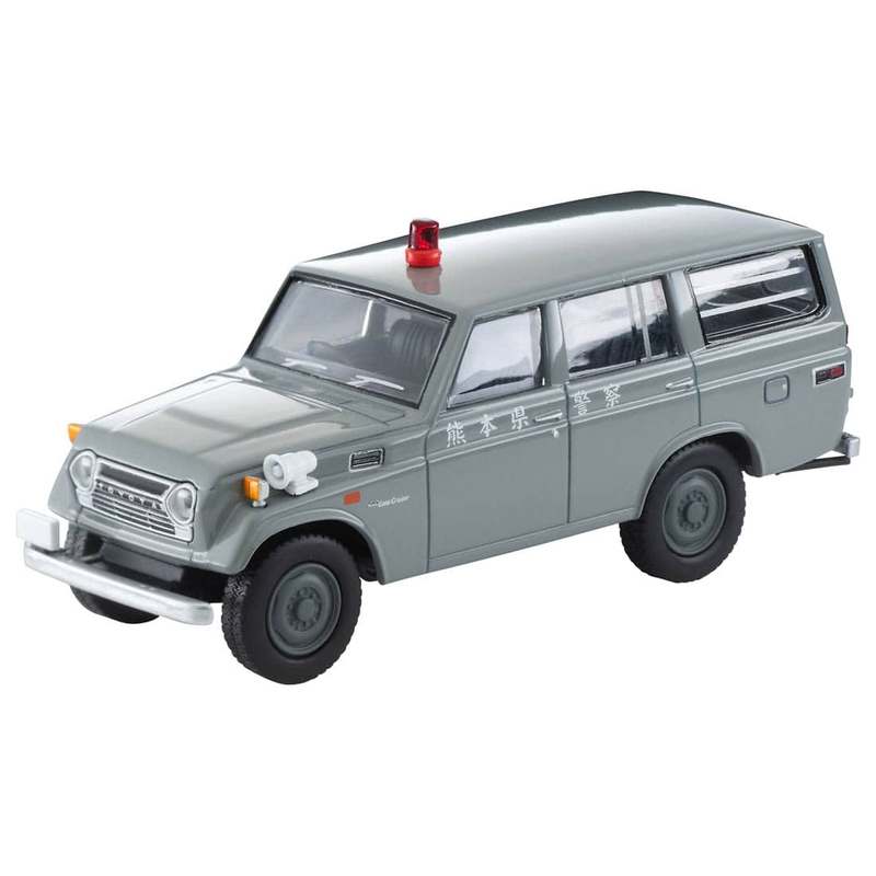 1/64 Tomica Limited Vintage LV-193a Toyota Land Cruiser FJ56V Model Riot Squad Vehicle