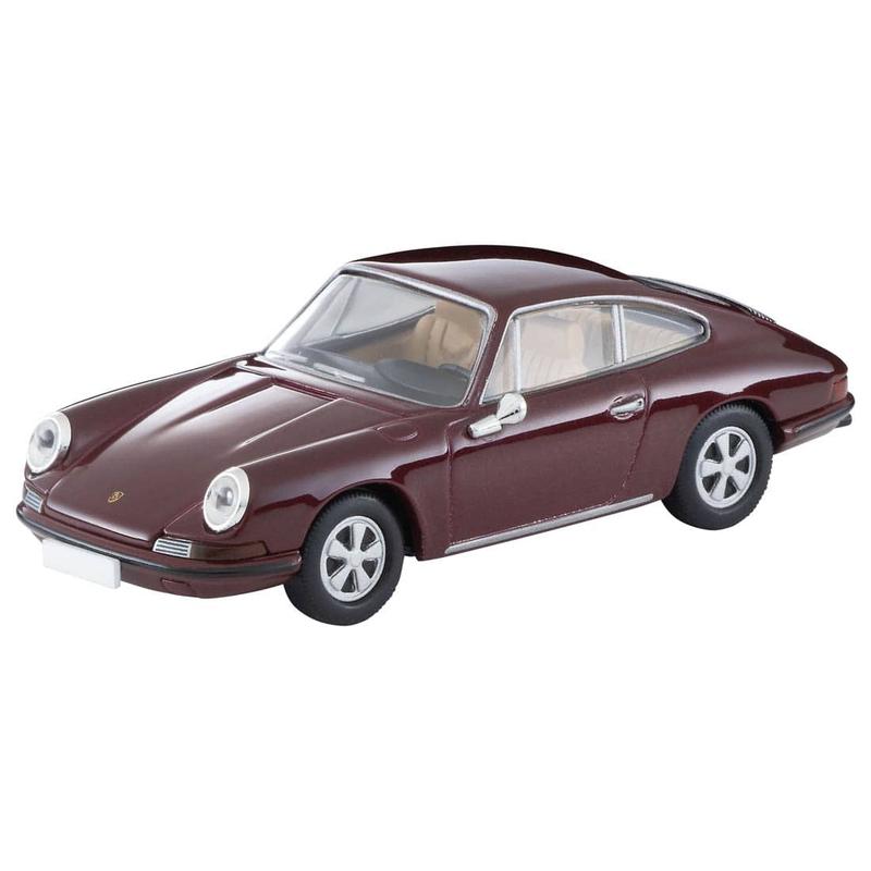 1/64 Tomica Limited Vintage LV-86g Porsche 911S (Maroon)
