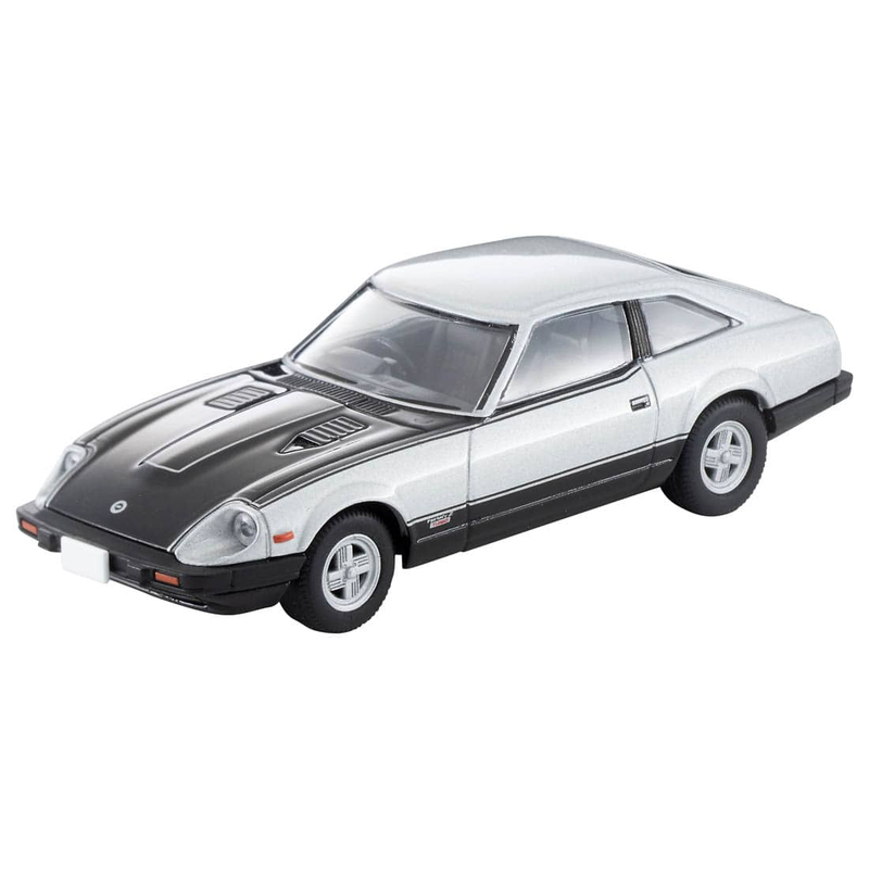 1/64 Tomica Limited Vintage NEO LV-N236a Nissan Fair Lady Z-T Turbo 2BY2 (Silver/Black)