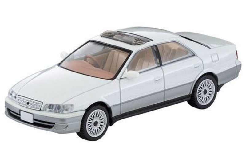 1/64 Tomica Limited Vintage NEO LV-N241a Toyota Chaser Avante G (White/Silver)