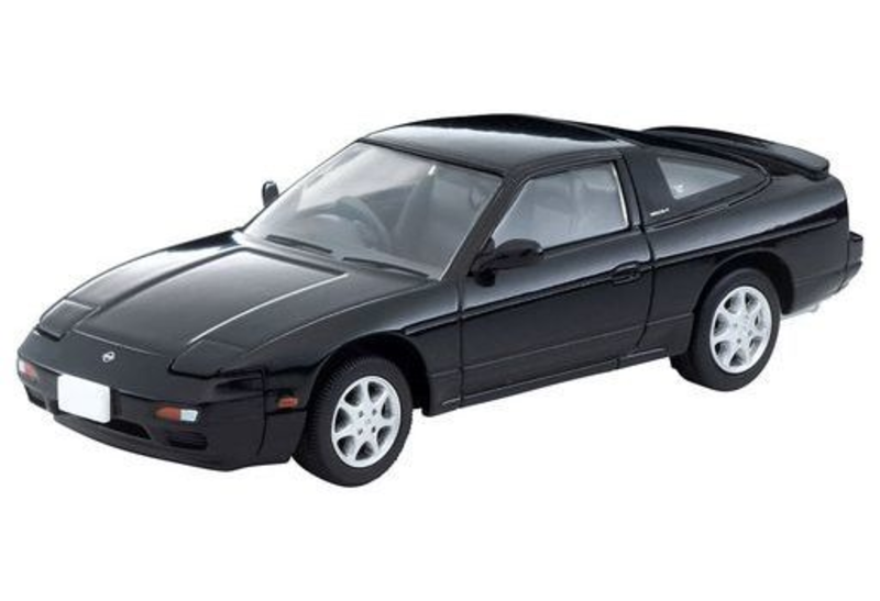1/64 Tomica Limited Vintage NEO LV-N235a Nissan 180SX TYPE-II (Black)