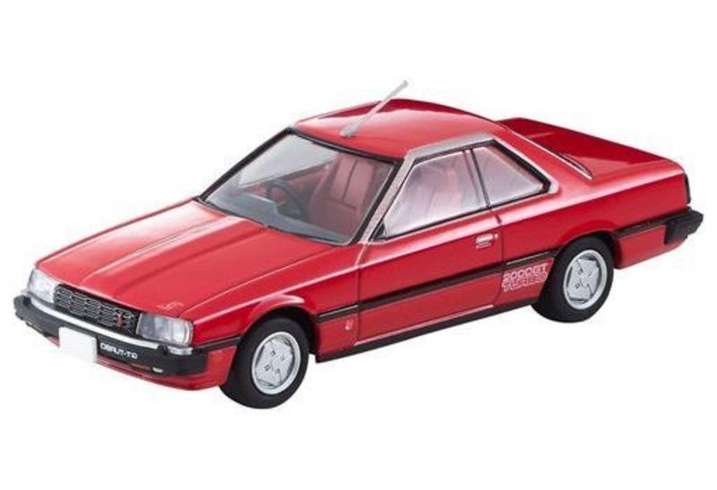 1/64 Tomica Limited Vintage NEO Ogikubo Tamashii Vol.7 Nissan Skyline 2000 Turbo GT-ES (Red)