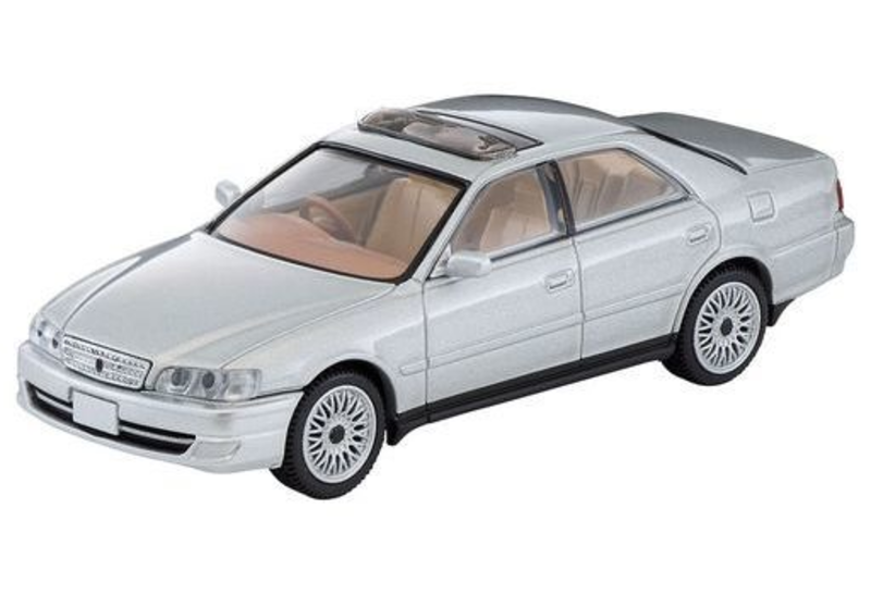 1/64 Tomica Limited Vintage NEO LV-N241b Toyota Chaser Avante G (Silver)