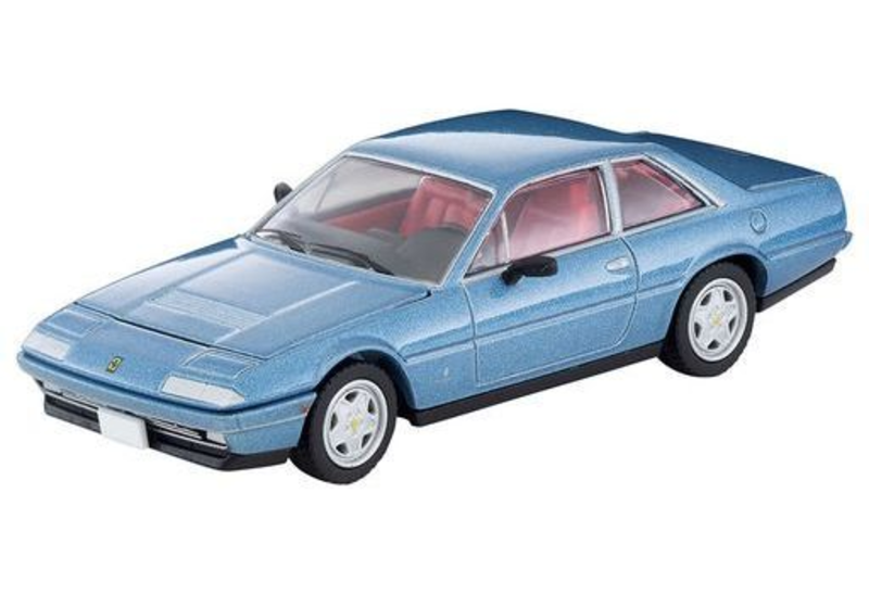1/64 Tomica Limited Vintage NEO Ferrari 412 (Blue)