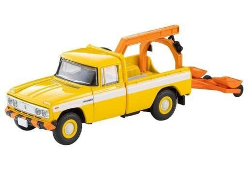 1/64 Tomica Limited Vintage LV-188b Toyota Stout Towing Car (Yellow)